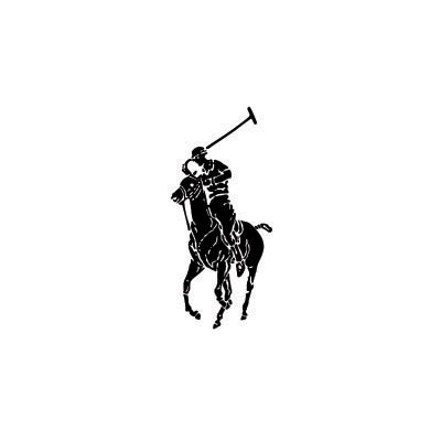Custom Polo ralph lauren logo iron on transfers (Decal Sticker) No.100393